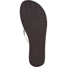 Sanük Yoga Bliss Sandalen Dames wit/zwart